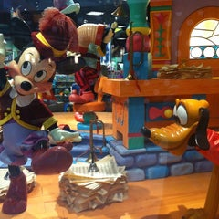 Photo taken at Disney Store by Kelly C. on 6/13/2013
