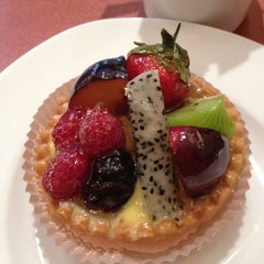 Photo taken at Patisserie Valerie by Diana C. on 5/18/2013