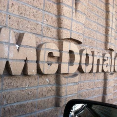 Photo taken at McDonald's by Stacy W. on 8/4/2013