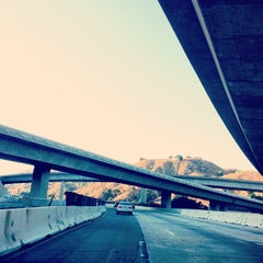 Photo taken at Los Angeles Aqueduct by Anna G. on 10/8/2012