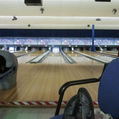 Photo taken at University Bowl by Ray A. on 5/22/2013
