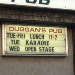 Photo taken at Duggan's Pub by Sarah S. on 4/24/2013