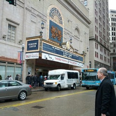 Photo taken at Benedum Center for the Performing Arts by Russ H. on 3/31/2013