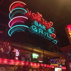 Photo taken at The Vortex Bar & Grill by Samara G. on 9/28/2013