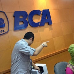 Photo taken at BCA by Reza W. on 5/3/2013