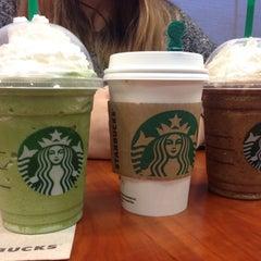 Photo taken at Starbucks by I-tim N. on 2/9/2015