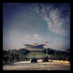 Photo taken at Putrajaya International Convention Centre (PICC) by Muamar S. on 10/23/2012
