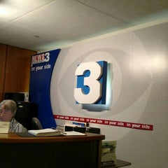 Photo taken at News Channel 3- WREG TV by Mark a. on 7/10/2015