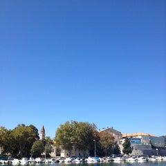 Photo taken at Maraschino by Nina M. on 9/17/2012