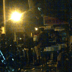 Photo taken at Angkringan pasar wage by Alex C. on 3/21/2013
