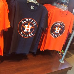 Photo taken at Astros Team Store by J . on 3/31/2014