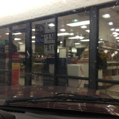 Photo taken at Shell by Tommy T. on 9/29/2012