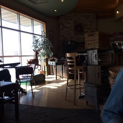 Photo taken at Aspen Coffee and Tea by Rebecca R. on 3/8/2014