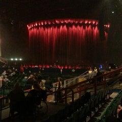 Photo taken at Metro Radio Arena by David B. on 10/3/2012