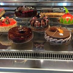 Photo taken at French Bakery   المخبز الفرنسي by Mustapha H. on 3/1/2013