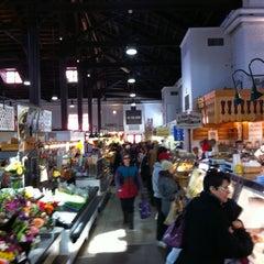 Photo taken at Lancaster Central Market by Mark K. on 2/9/2013