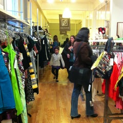 Photo taken at Greene Street Consignment Shop by Mark K. on 3/30/2013