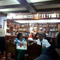 Photo taken at Restaurant La Atarraya by Juan A. on 1/28/2013