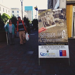 Photo taken at Ilustre Municipalidad de Concepción by Daniel F. on 10/24/2014