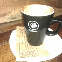 Photo taken at Coffee#1 by Andy L. on 10/7/2012
