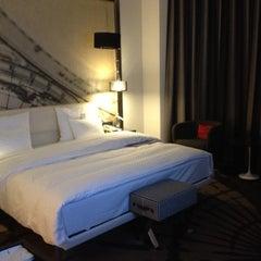 Das Foto wurde bei Le Méridien Grand Hotel Nürnberg von Alexej C. am 10/1/2012 aufgenommen