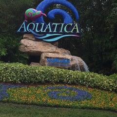 Photo taken at Aquatica Orlando by John K. on 11/15/2012