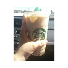 Photo taken at Starbucks by Amy L. on 3/19/2015