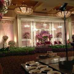 Photo taken at Grand Ballroom - Hotel Mulia by Clarissa P. on 7/1/2013