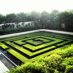 Photo taken at The Oberoi by Imad E. on 4/15/2013