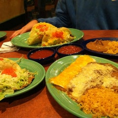 Photo taken at El Charro by Lindsey B. on 10/18/2012