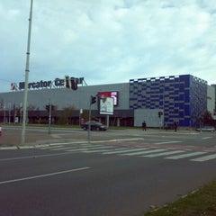 Photo taken at Mercator Centar by Марко Μ. on 11/5/2012