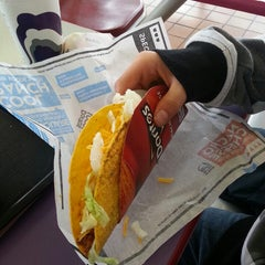 Photo taken at Taco Bell by Steven M. on 3/17/2013
