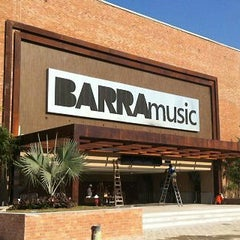 Photo taken at Barra Music by Vitor D. on 10/26/2012