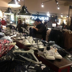 Photo taken at Pull & Bear by Rogelio R. on 11/6/2012