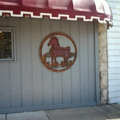 Photo taken at Trojan Horse by Nida S. on 10/11/2012