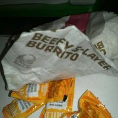 Photo taken at Taco Bell by Jennifer C. on 9/19/2012