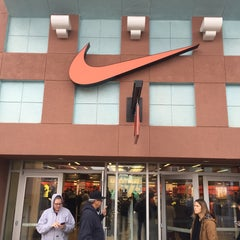 Photo taken at Nike Factory Store by Eddie L. on 1/5/2016