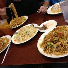 Photo taken at China Magic Noodle House by Steff M. on 10/6/2012