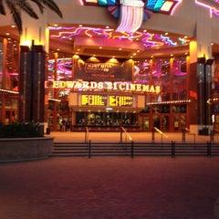 Photo taken at Edwards Irvine Spectrum 21 IMAX & RPX by Mazen on 11/1/2012