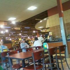 Photo taken at Giant Eagle Supermarket by Kim N. on 10/7/2012