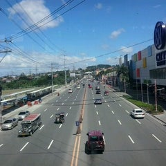 Photo taken at SM City Taytay by jhaynnesarah on 10/27/2012