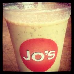 Photo taken at Jo's Coffee by Jules K. on 10/12/2012