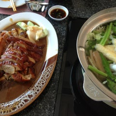 Photo taken at MK (เอ็มเค) by Nong P. on 3/3/2013