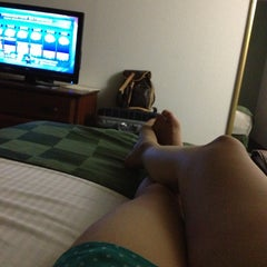 Photo taken at Best Western Plaza Hotel & Suites At Medical Center by Yera on 8/2/2013