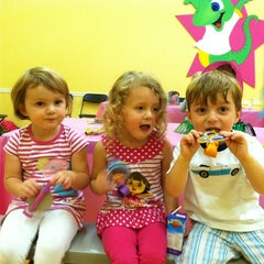 Photo taken at Leapin' Lizards Fun & Party Center by Keith C. on 8/31/2013
