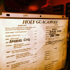 Photo taken at Holy Guacamole by Joanne T. on 1/25/2013