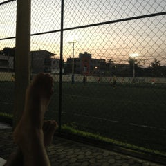 Photo taken at Bate Bola Society by marcelo s. on 8/5/2013