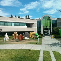 Photo taken at Googleplex - 44 by Hugh L. on 6/30/2014