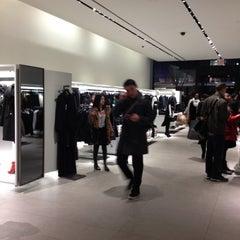 Photo taken at Zara by Andreina Q. on 11/21/2012