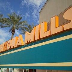 Photo taken at Arizona Mills by Henry J. on 10/21/2012